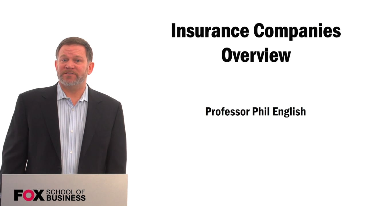 59422Insurance Companies Overview