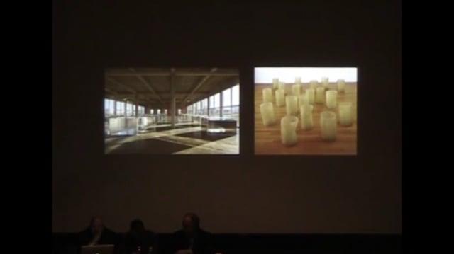 Wes Jones - Howard Freeman 11.30.11 Architecture Lecture