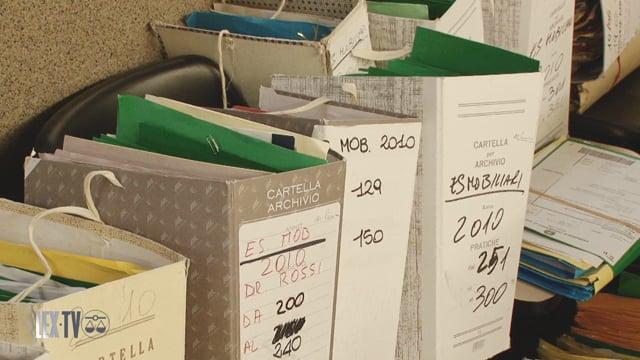 Accordo Ordine e Corte d'Appello per lo smaltimento dei fascicoli