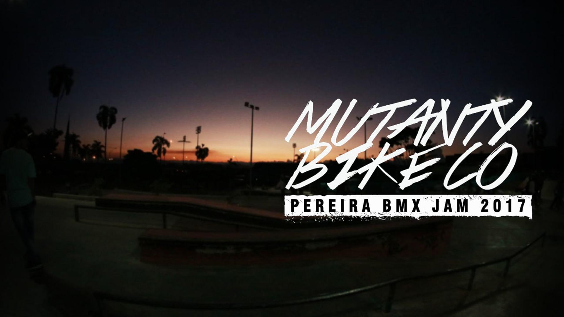 PEREIRA BMX JAM 2017