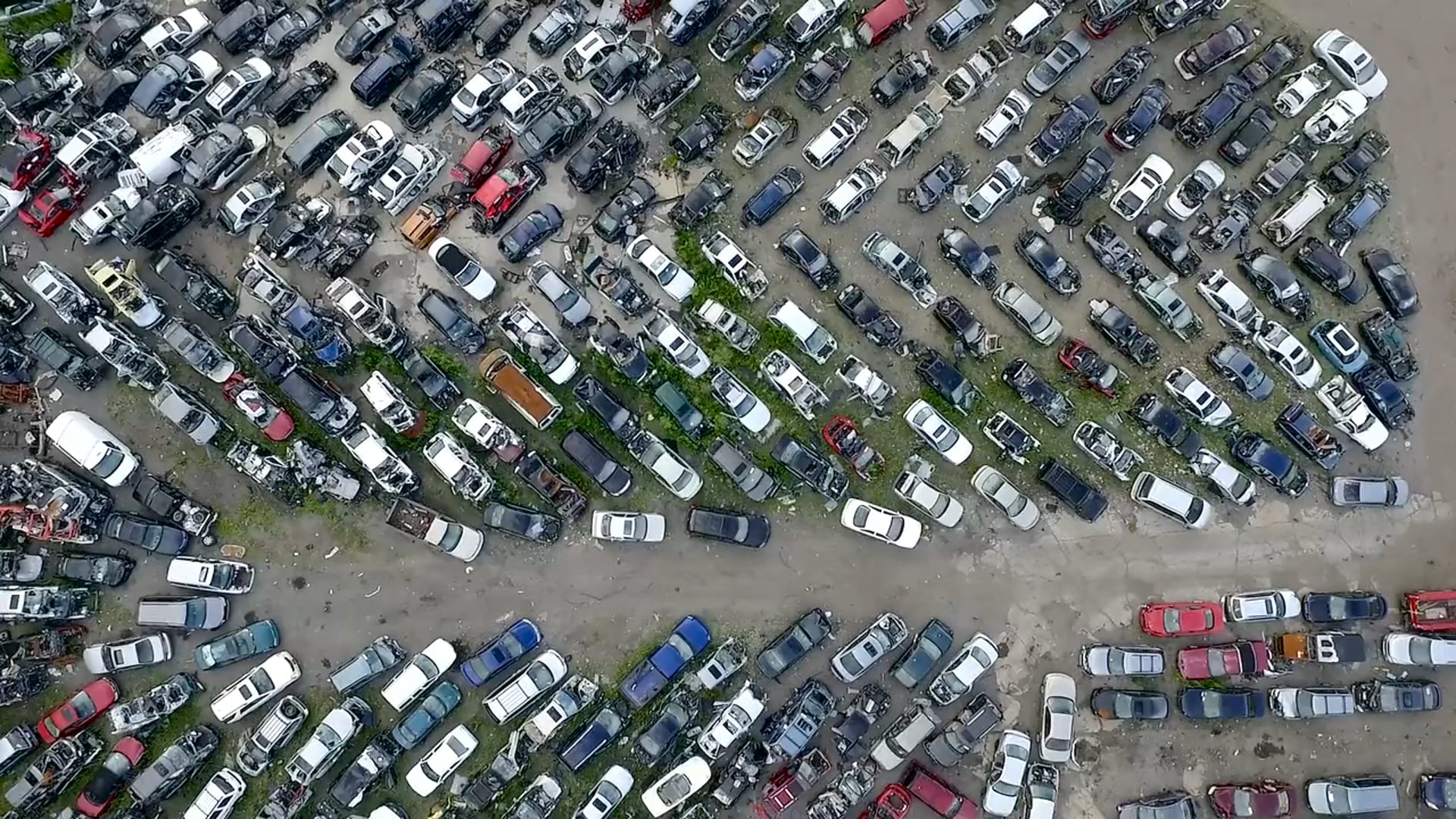 Junk Yard Drones