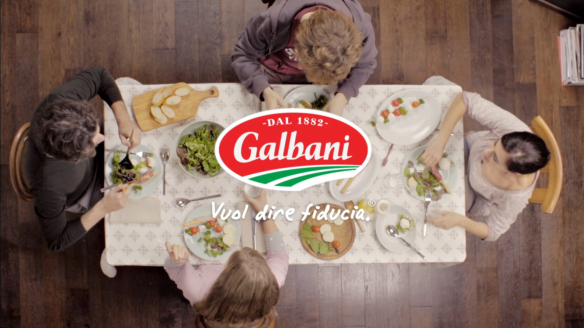 GALBANI - La Ricetta Millennials Commercial