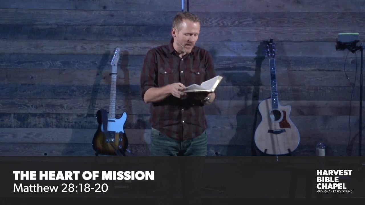 The Heart Of Mission
