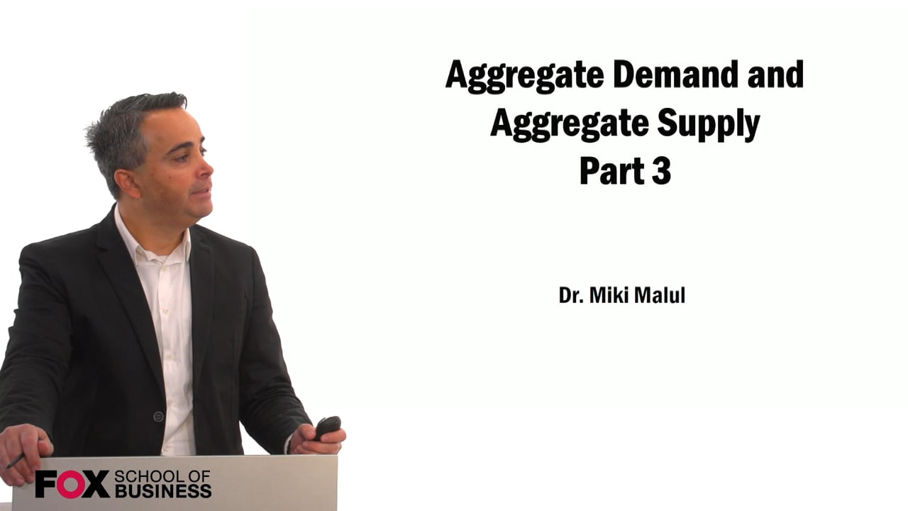 59463Aggregate Demand and Aggregate Supply Part 3