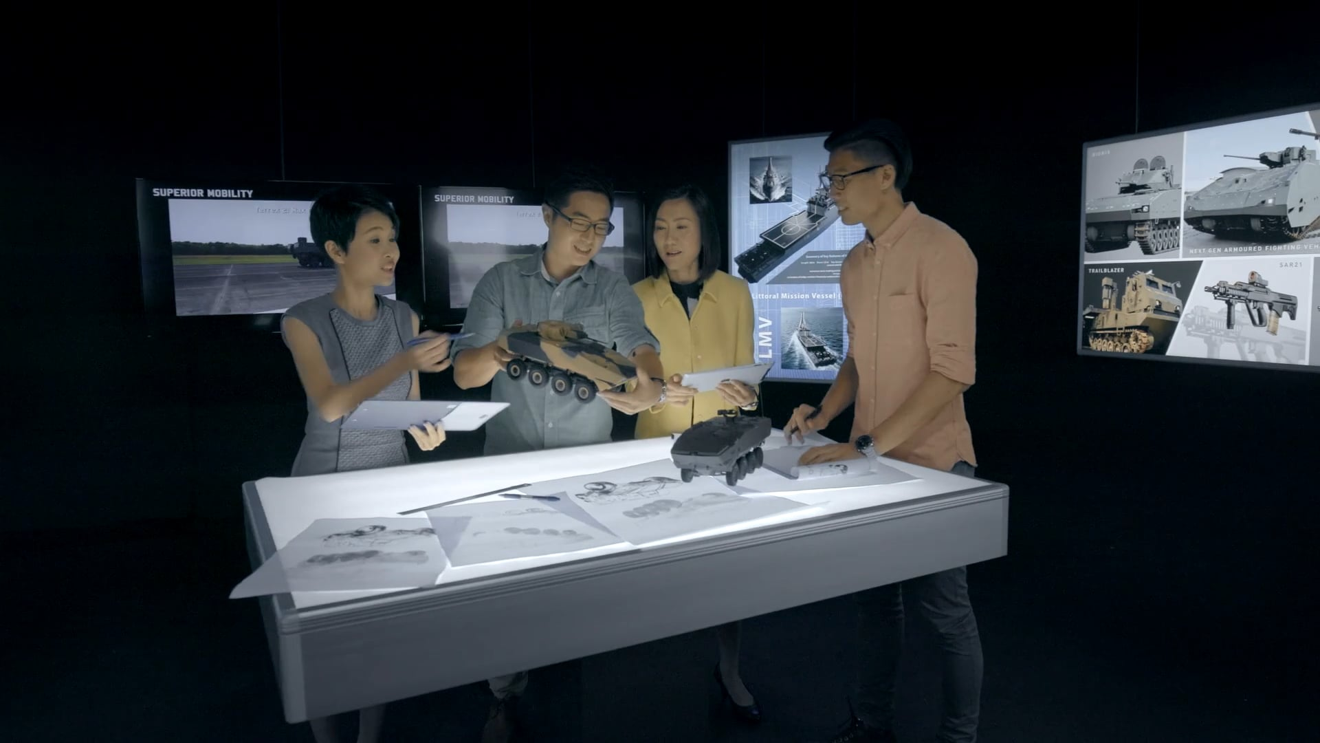 ST Engineering - 50th Anniversary Video