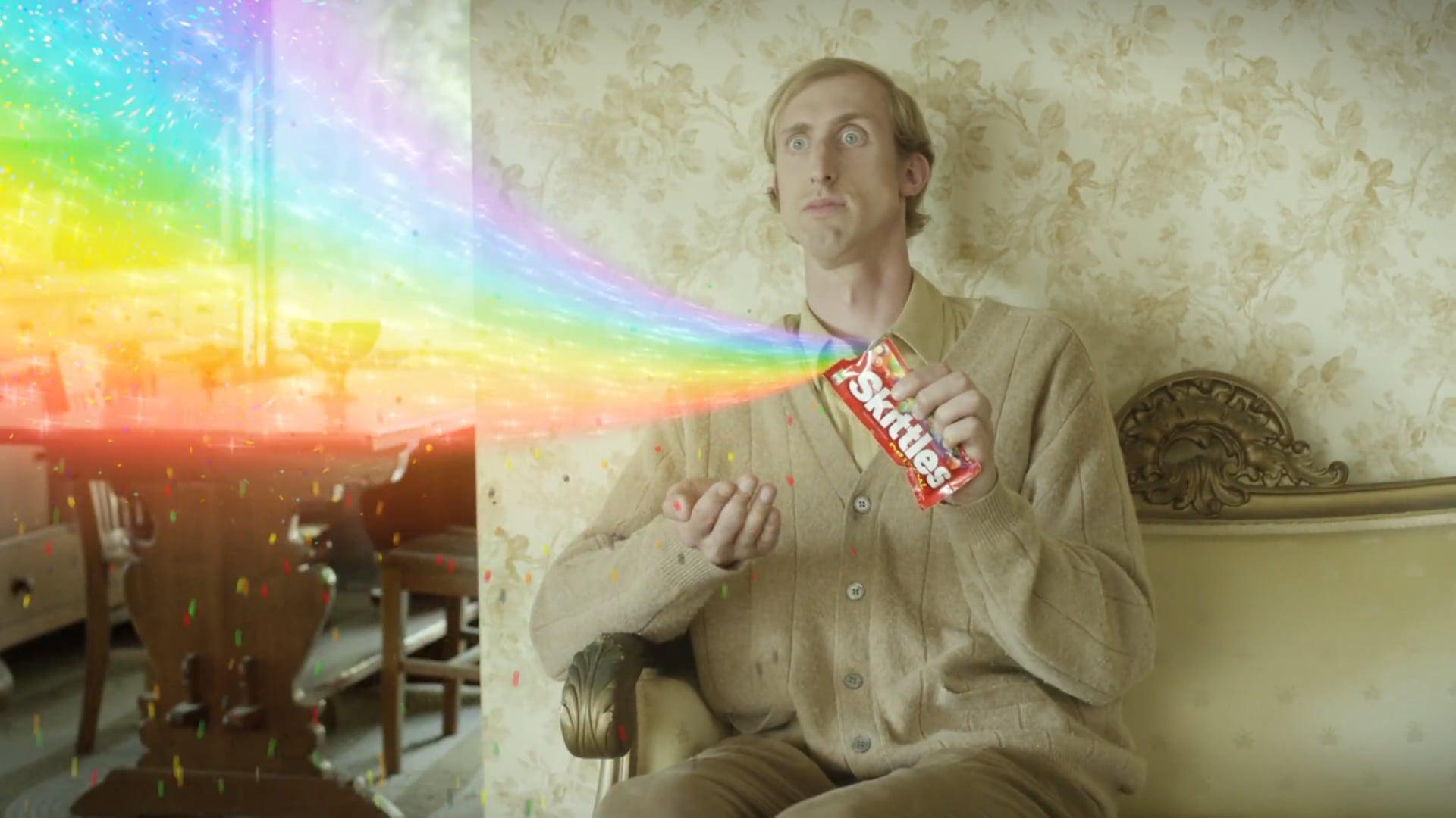 Skittles // Rainbow Man