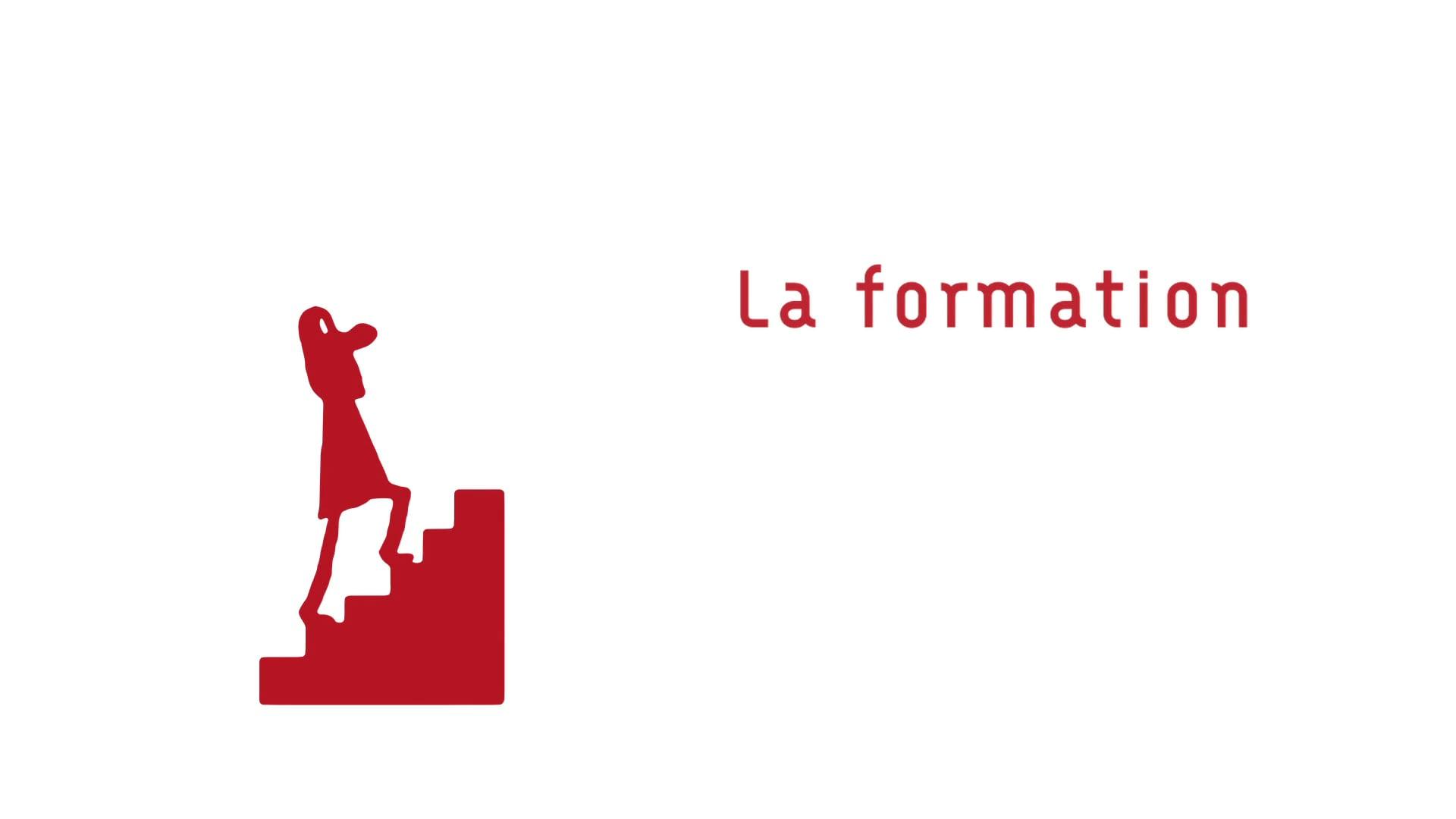 Rachid Ouramdane - La formation