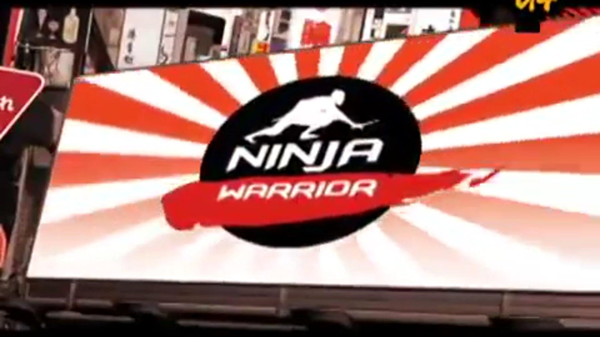 Ninja Warrior - Olivia Munn's 1st Run 480p