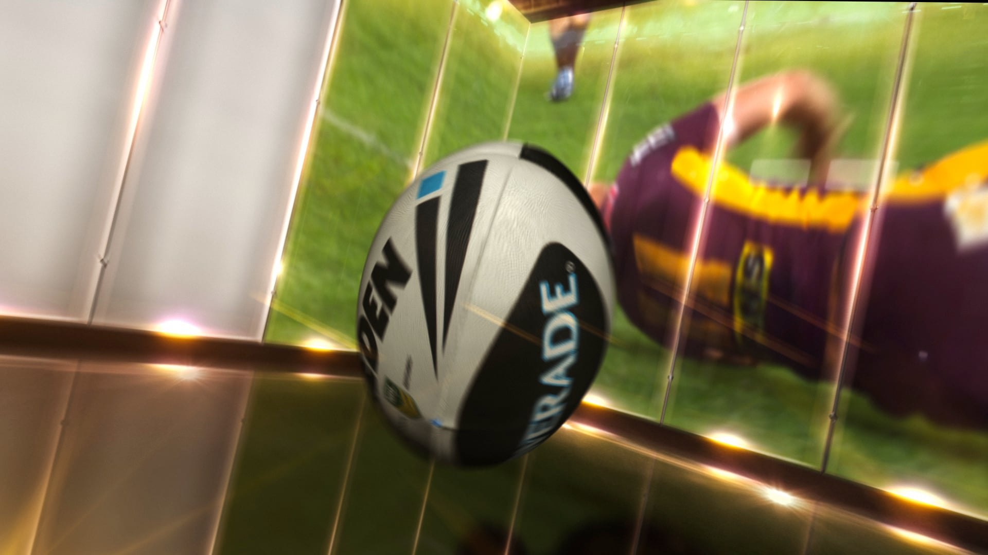 Fox Sports Australia Network ID NRL