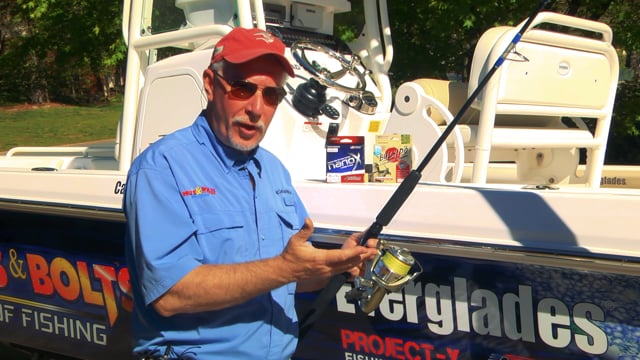 Get Double Duty from Braided Line
