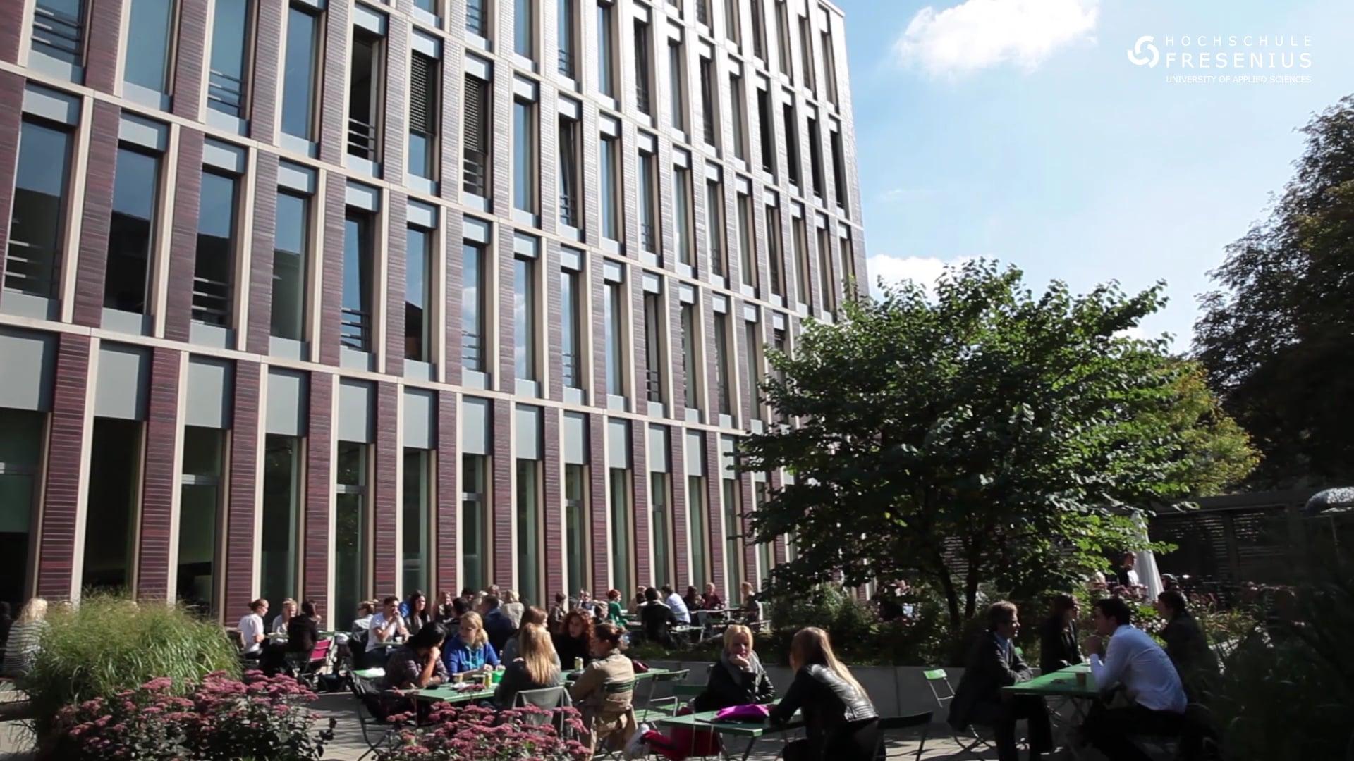 Hochschule Fresenius  Media School