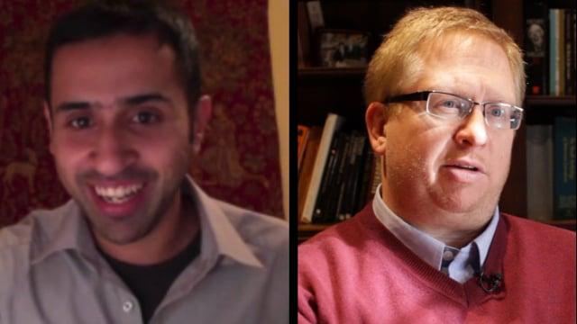 UR Summer Fellowships: Masnoon Majeed and Dr. David Stevens