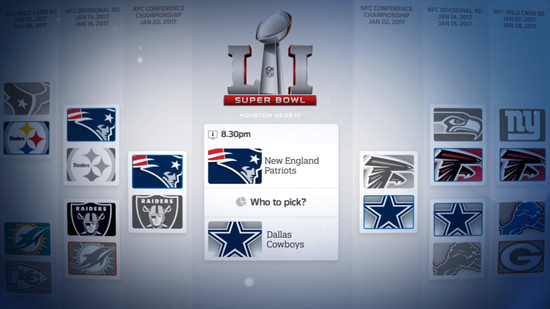 NFL Network Super Bowl Challenge