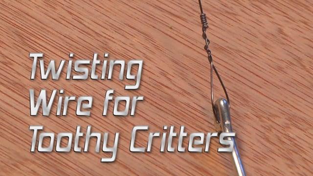 Twisting Wire Pro Tip