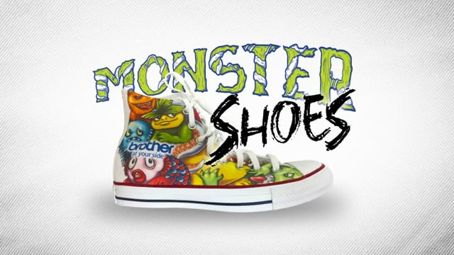 Create Monster Opportunities - Print Unique Designs on Shoes, Caps, & More