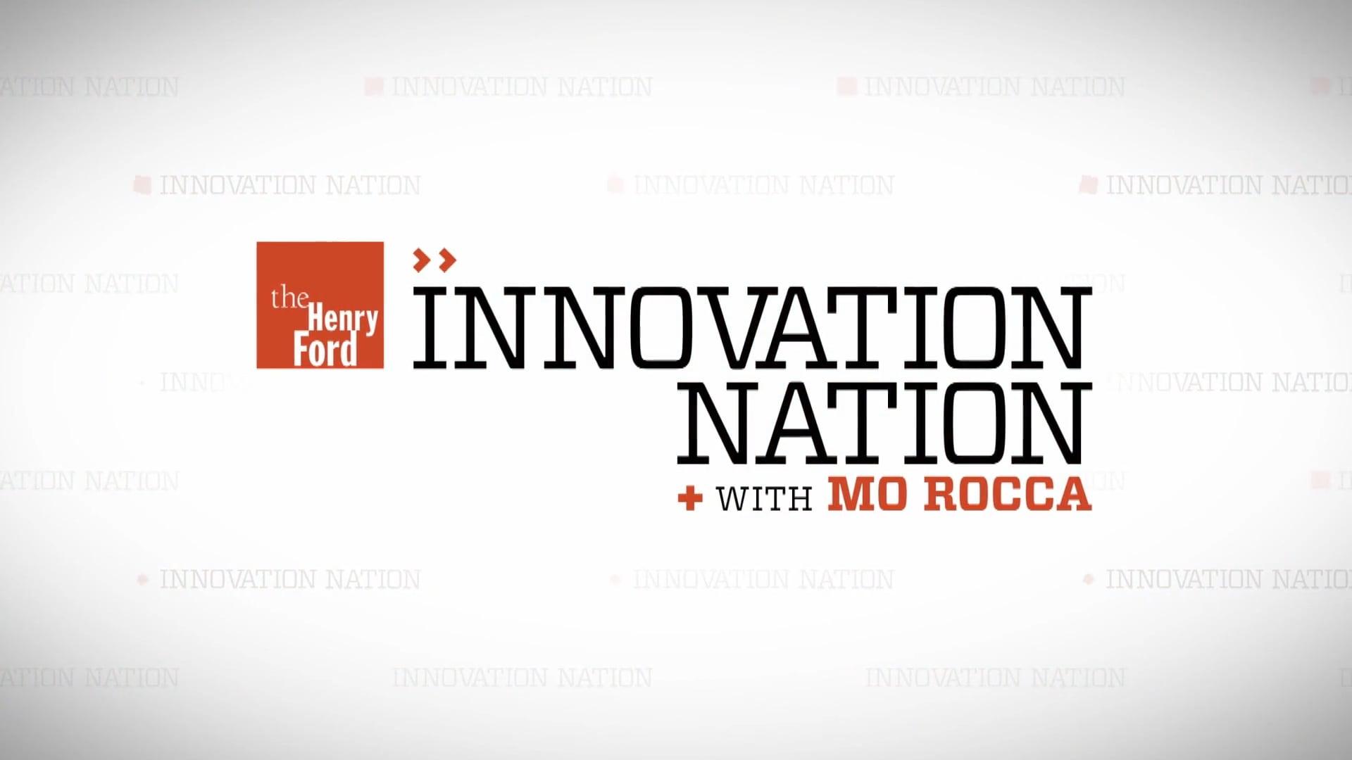 Henry Fords Innovation Nation - CBS