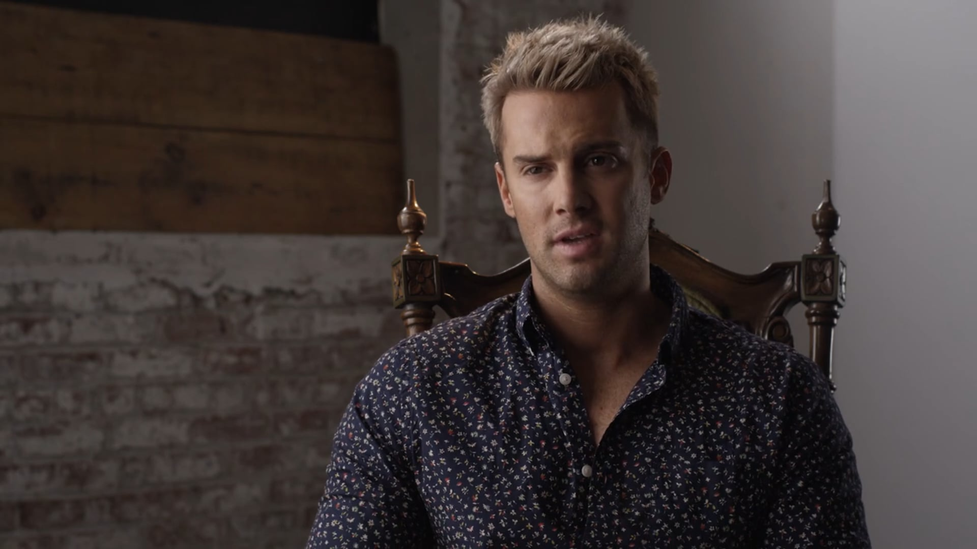 'I'm Positively' HIV Campaign - Tyler