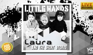 Laura Story's Kids Hold a Tiny Takeover