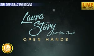 The Story Behind Laura's New Song 'Open Hands'
