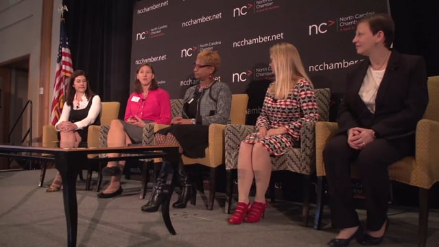 Women > a Force in Business - 2016 Highlights