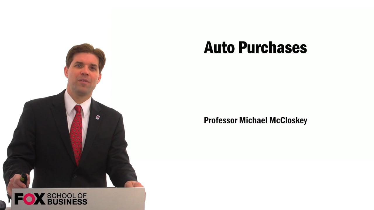59452Auto Purchases