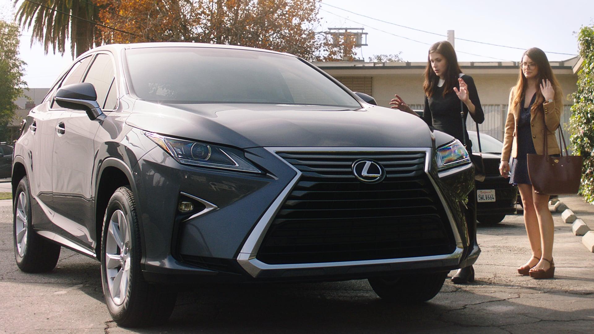 """Lexus """"Car Thief"""""""