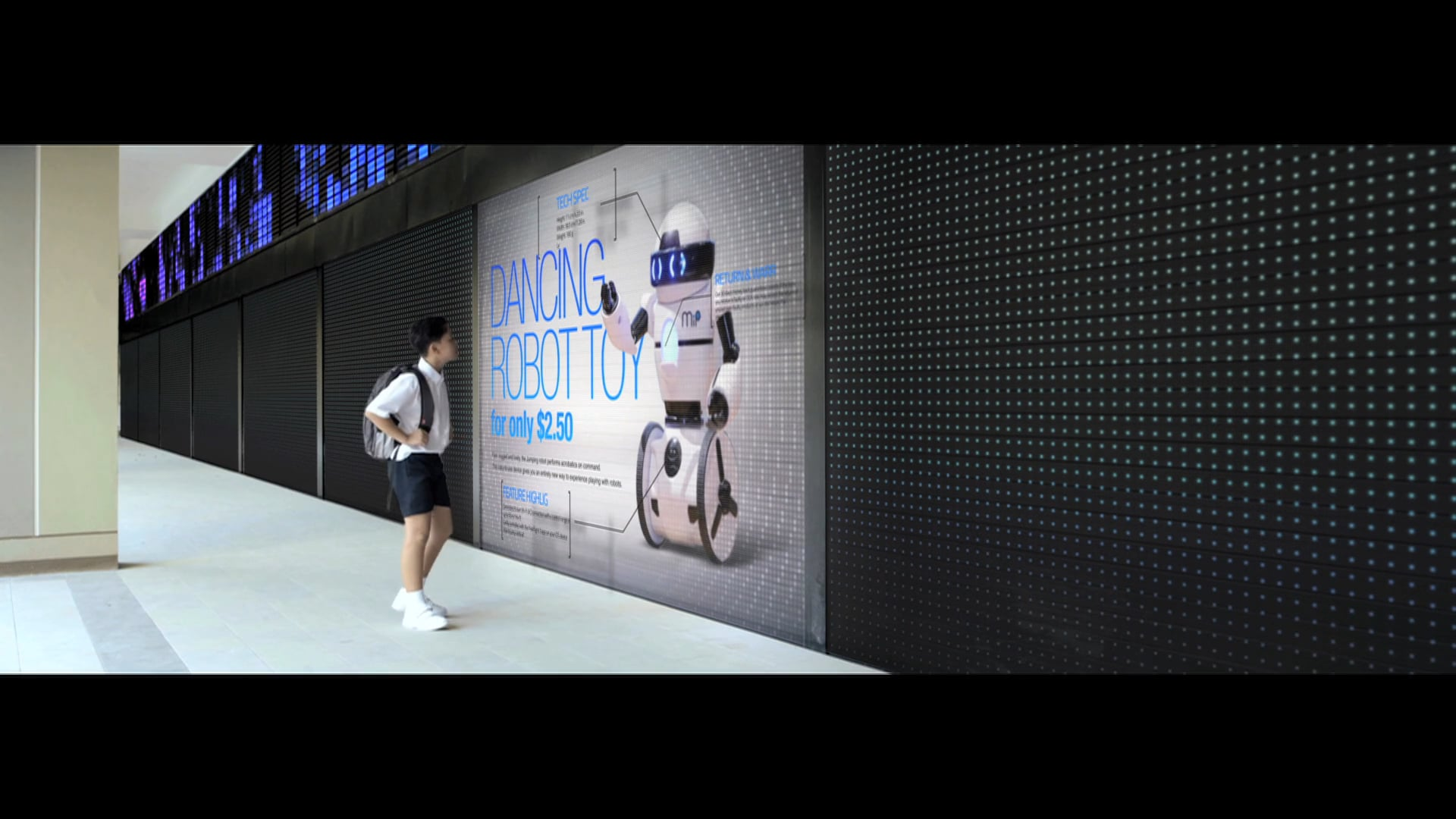 A Glimpse into the Future - Experiential Gallery Video - MAS - Singapore