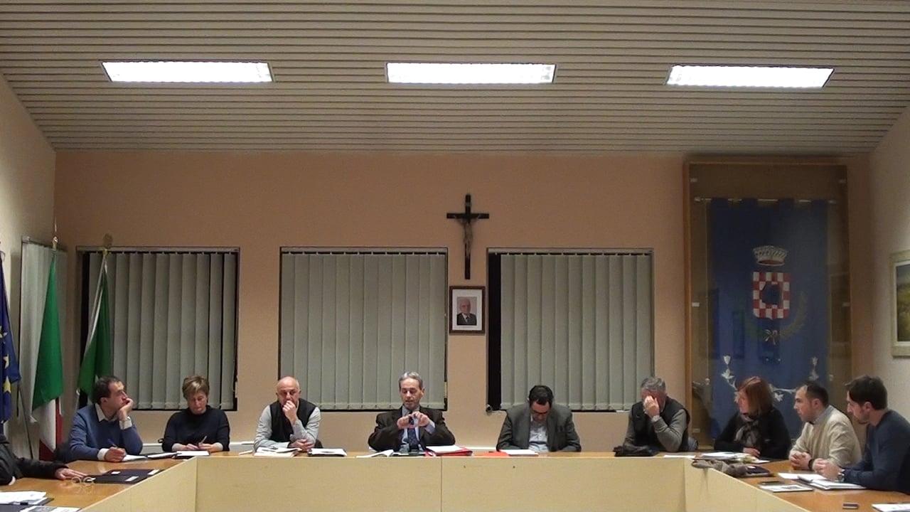 Consiglio Comunale 20 01 17 part.1