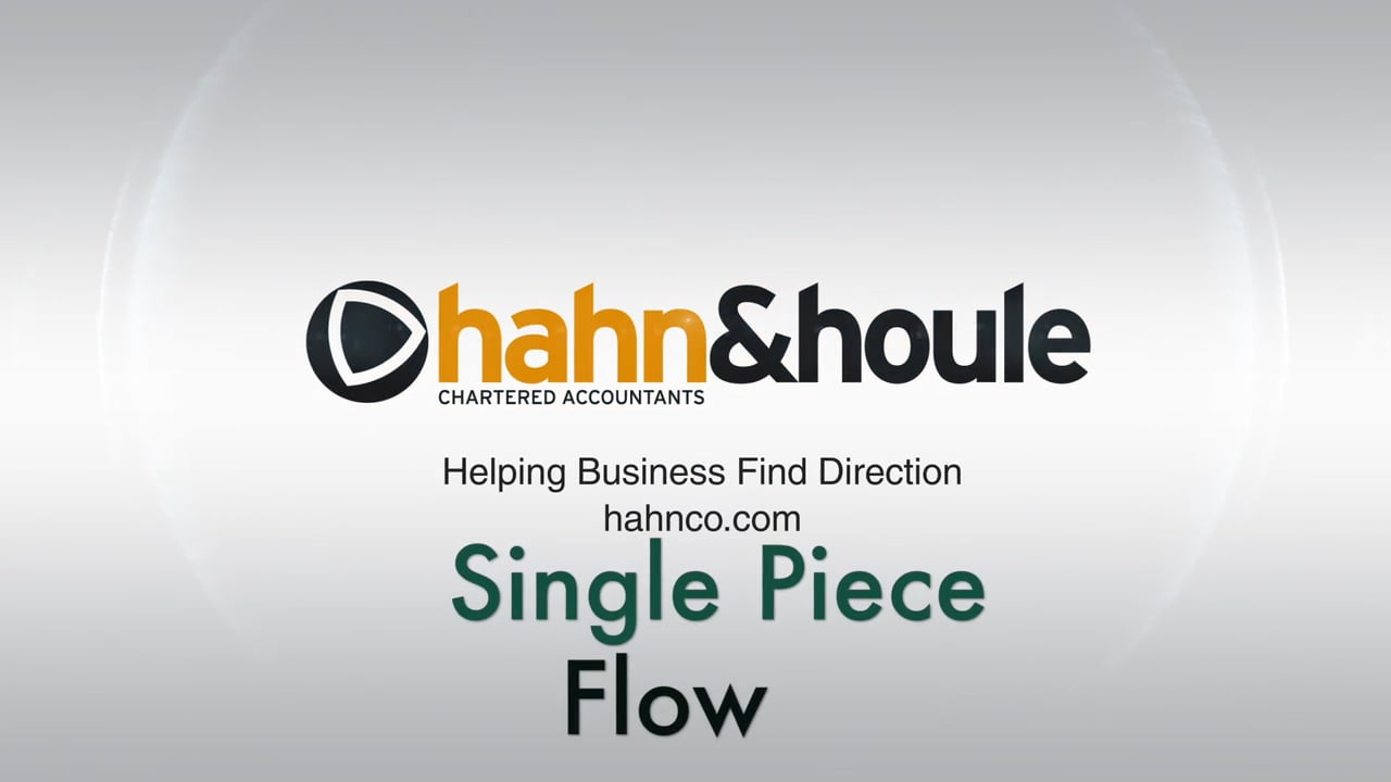 Single Piece Flow