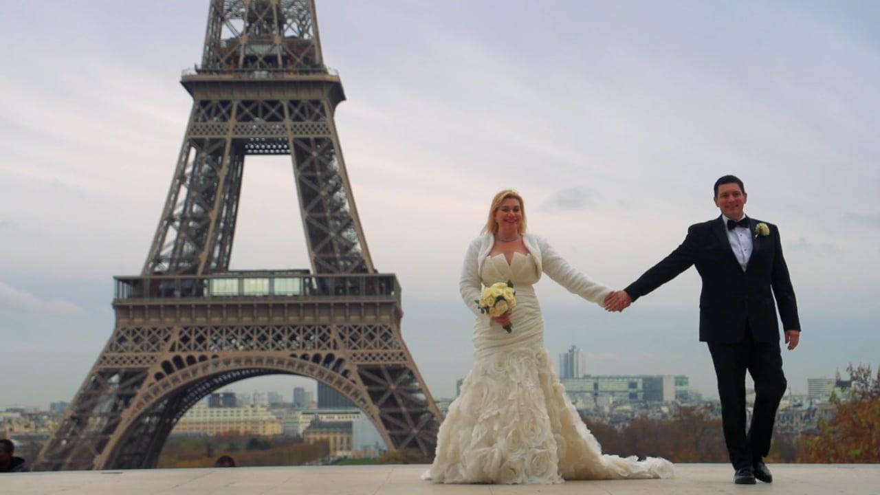 Jennie & Ruben ~ Destination Wedding in Paris