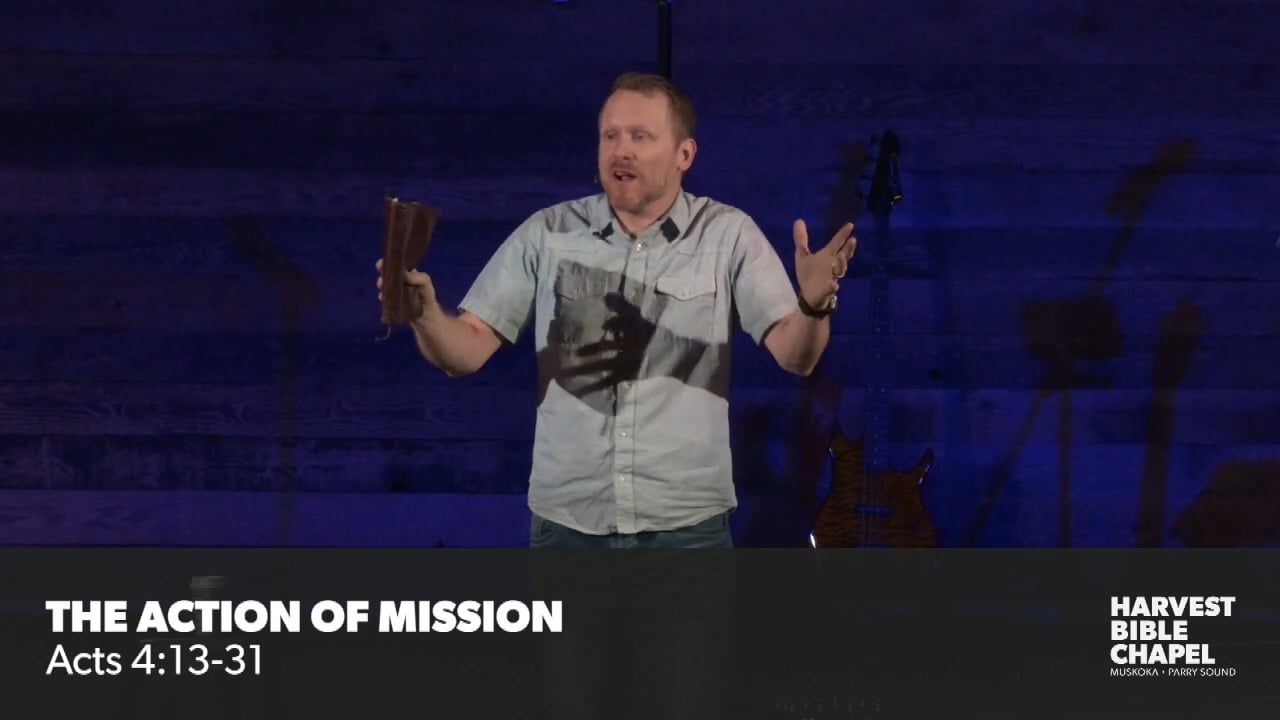 The Action Of Mission
