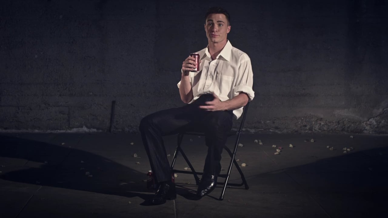 Dr Pepper - Colton Haynes