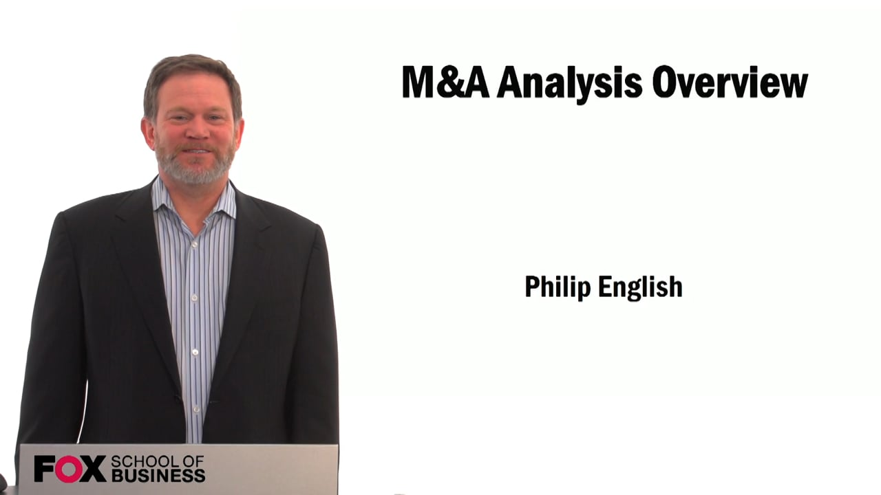 59517M&A Analysis Overview