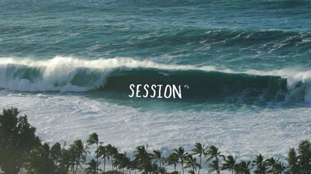 SESSIONS – Eric Sterman surf videos