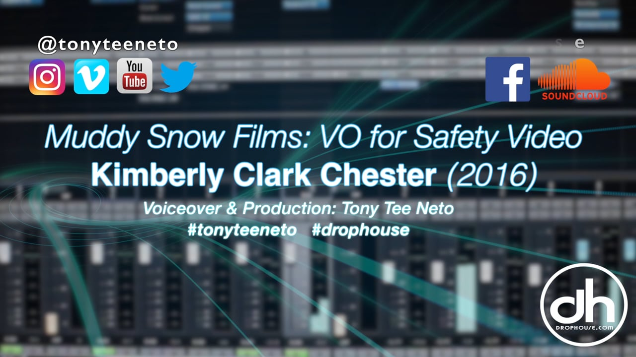DropHouse- Corporate Voiceover for Safety Video (2016)
