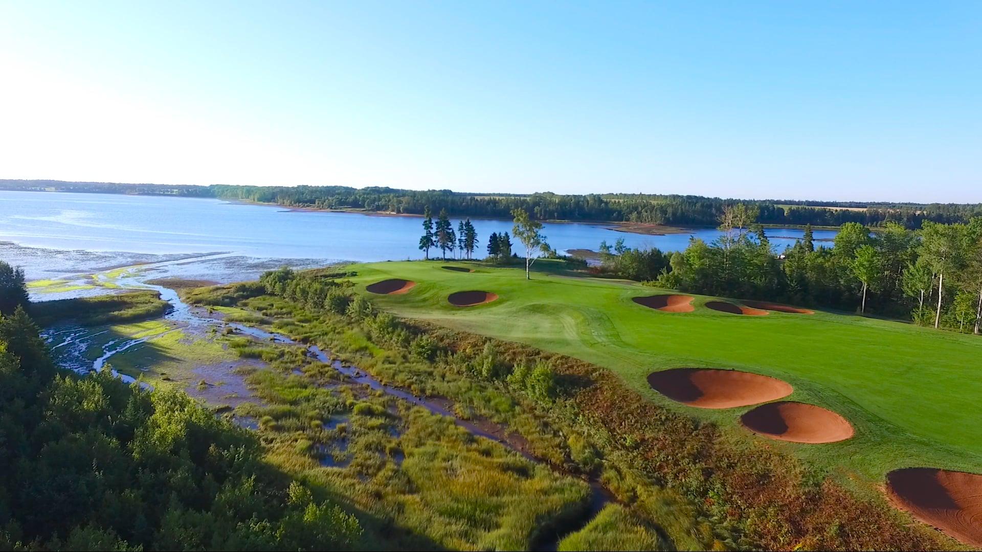 Dundarave Golf Course - Flyover