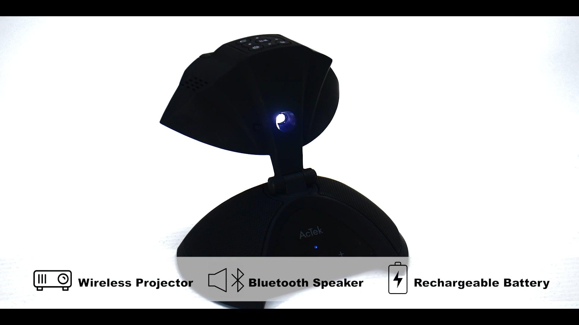 Actek ET Mini Portable Projector