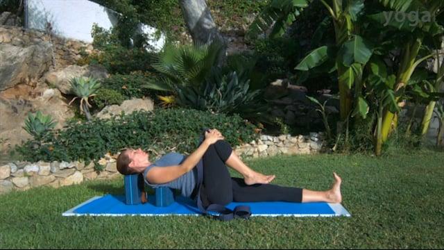 Simpele stretch-oefeningen