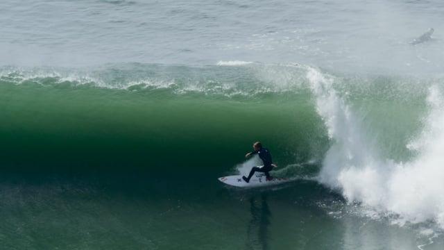 Dream Bars surf video