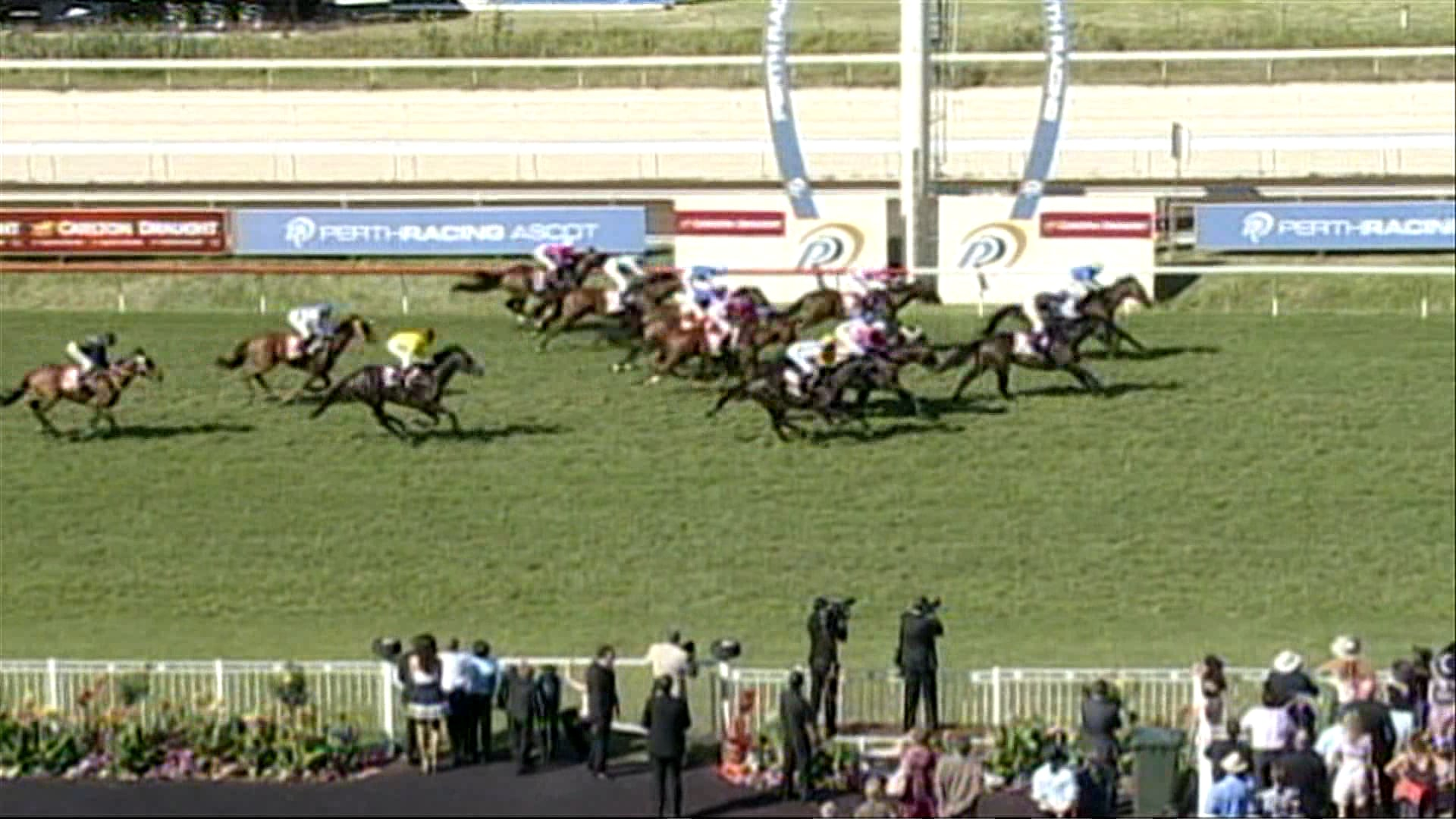 Hes Remarkable Gr 1 WATC Railway Stakes