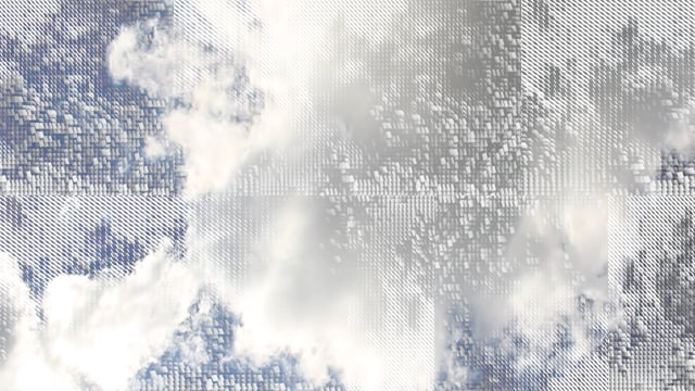 Cloud Parametric from Object Permanence