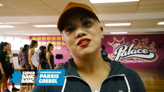 Super Rugby - Paris Goebel SuperBangBang