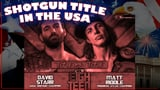 Shotgun Title in the USA: David Starr vs. Matt Riddle