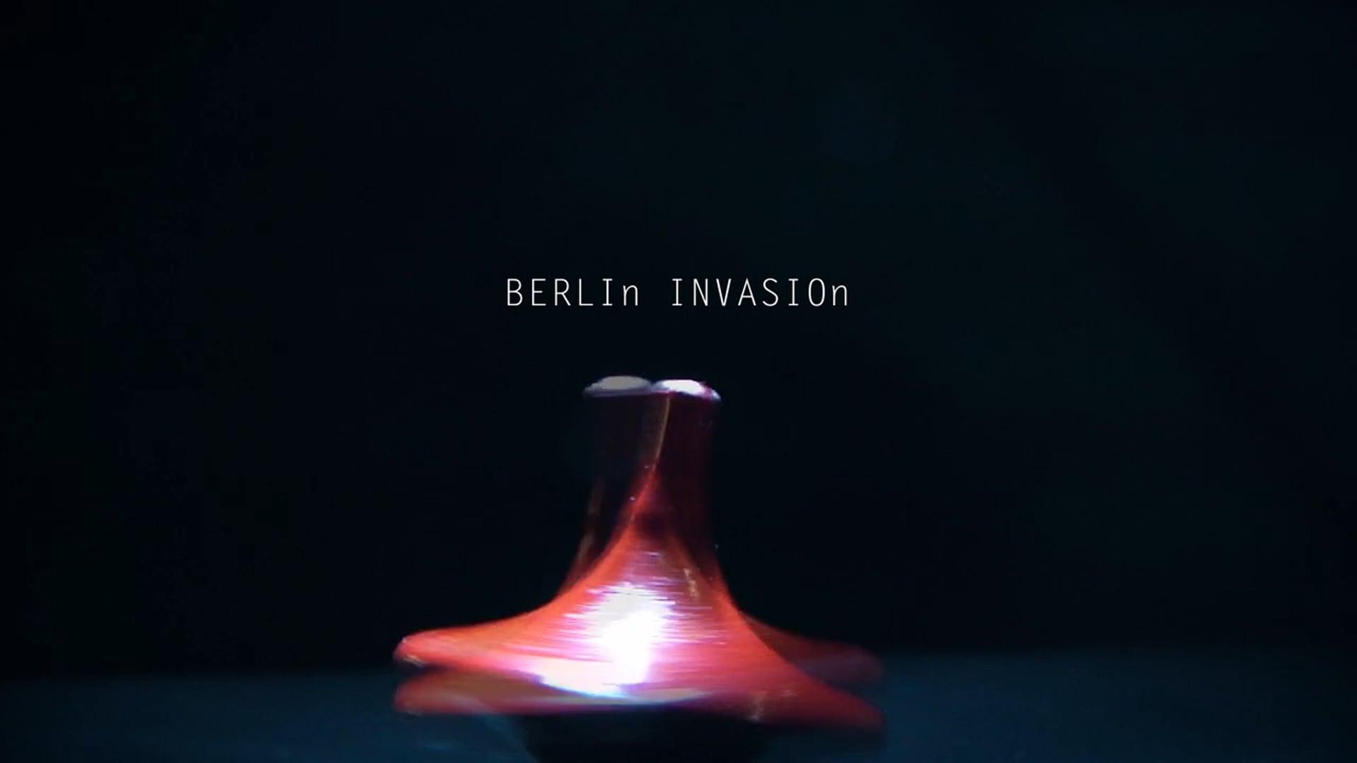 Berlin Invasion #16 ft Okupe Prod | Olstad | female:pressure | Infected Fucktory