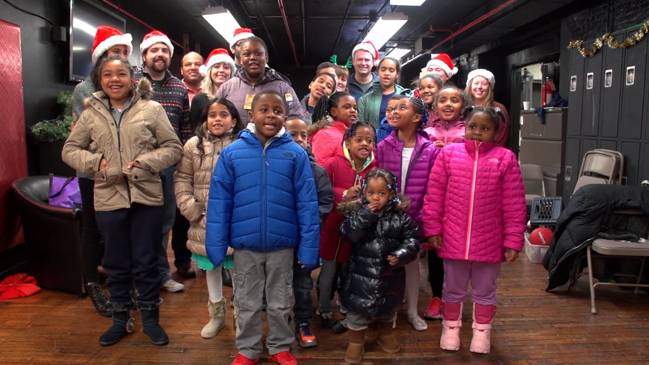 Highway Toll Administration 4th Annual Shoes & Coats For Kids - Bronx, New York