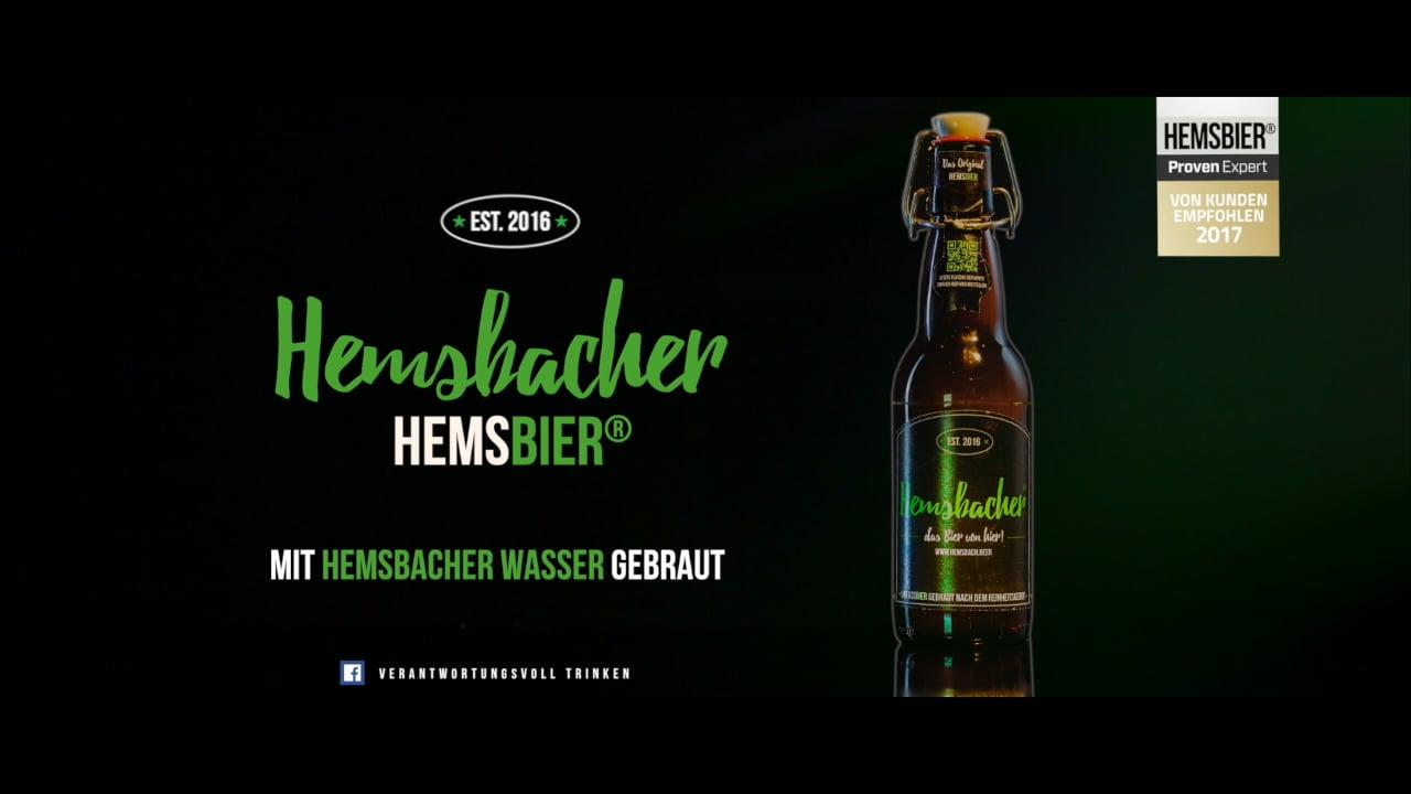 Beerspot - Hemsbeer - the beverage from Hemsbach