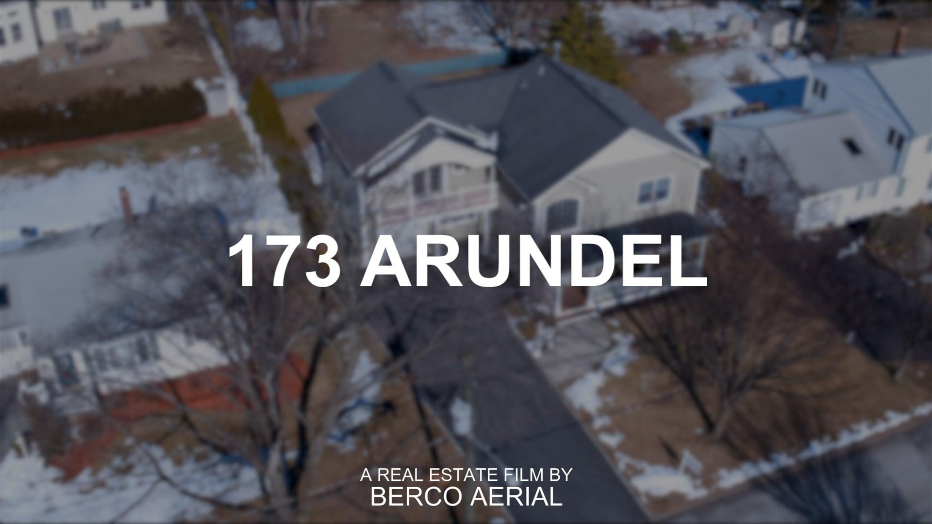 Real Estate Film - 173 Arundel Rd