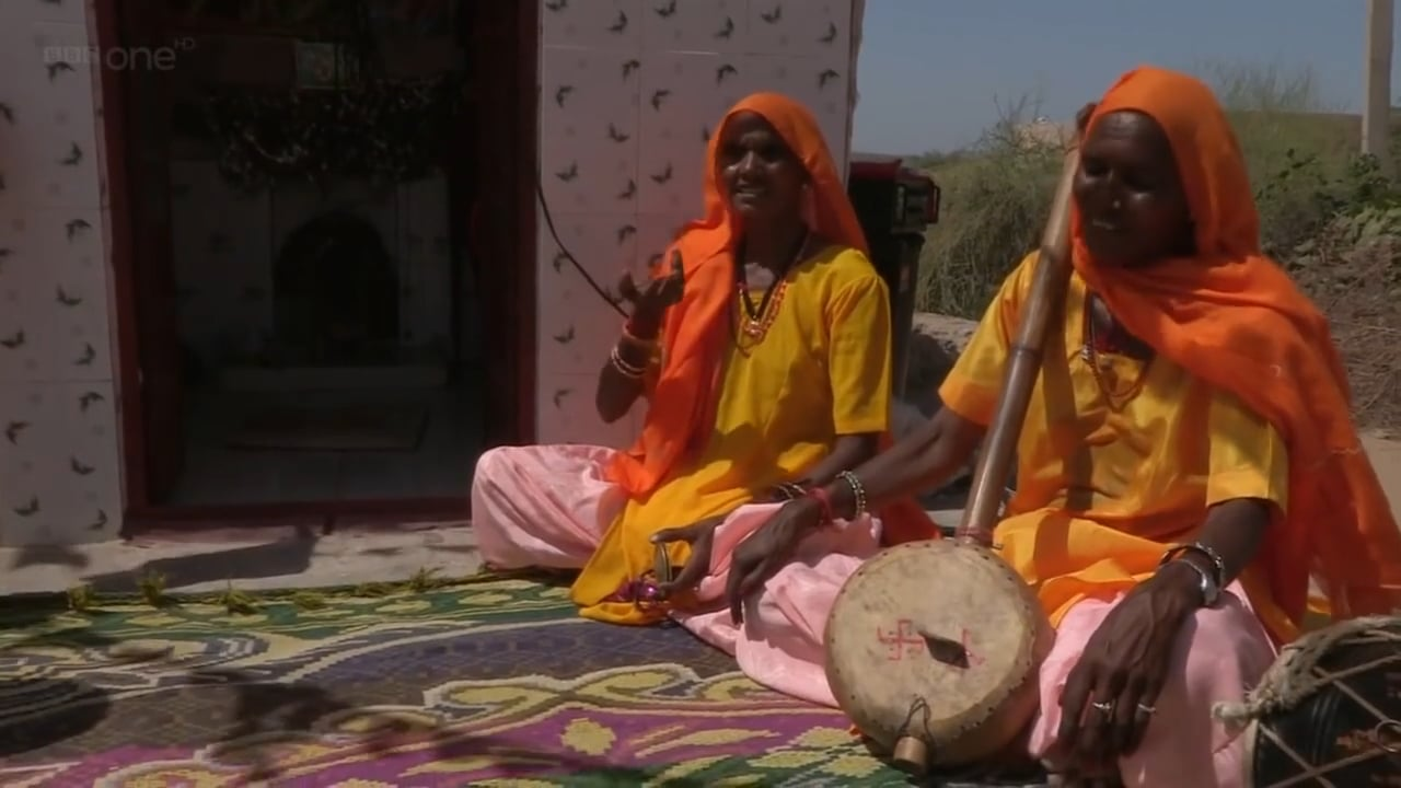 I Exist - to Rajasthan: BBC Documentary 'The Lost Music of Rajasthan'
