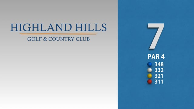 HIGHLAND HILLS 7