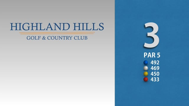 HIGHLAND HILLS 3